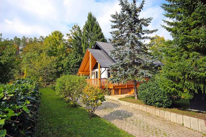 Bled Area - House at Vintgar Gorge