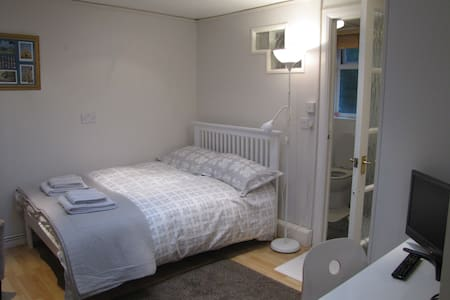 Lavender House, double bed in North Oxford - Oxford - Andere