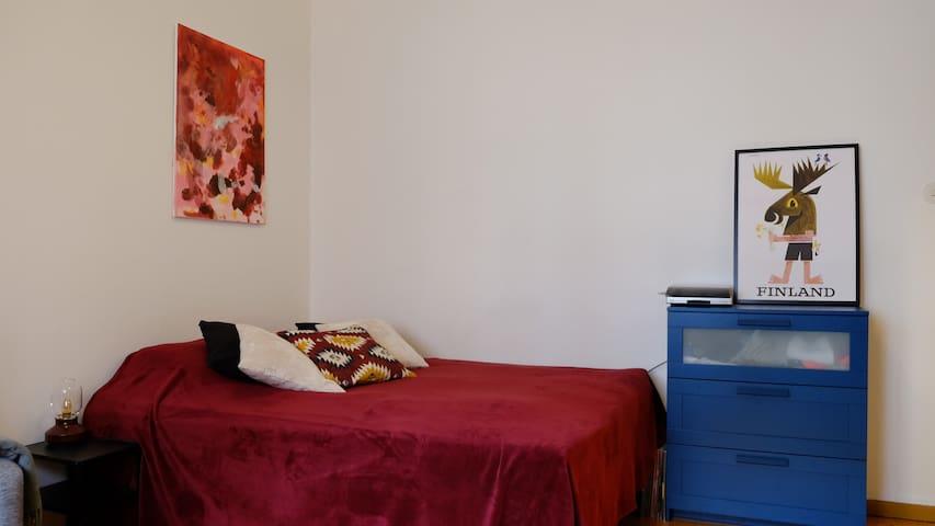 Comfy studio apartment in city center