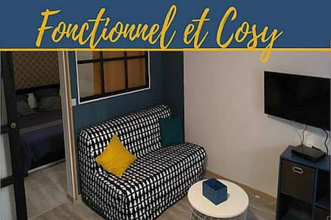 Joli petit logement en centre ville de Brioude