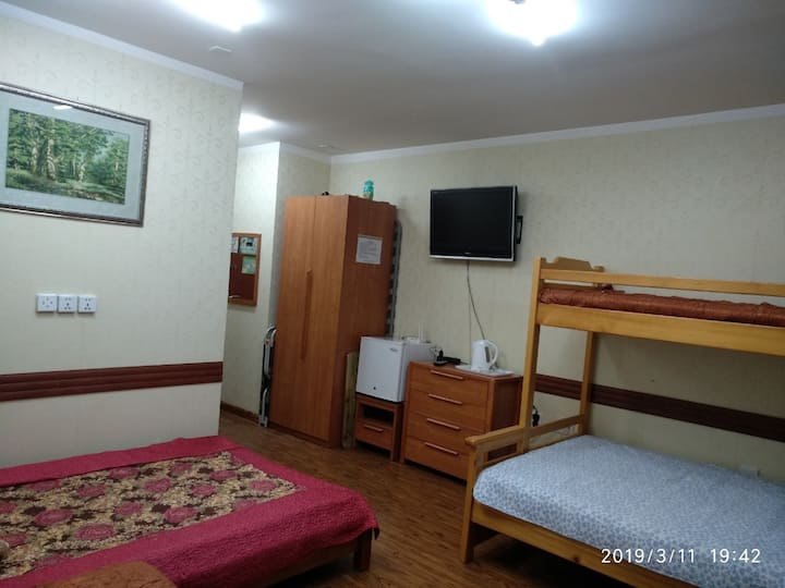 Чистые и уютные квартиры