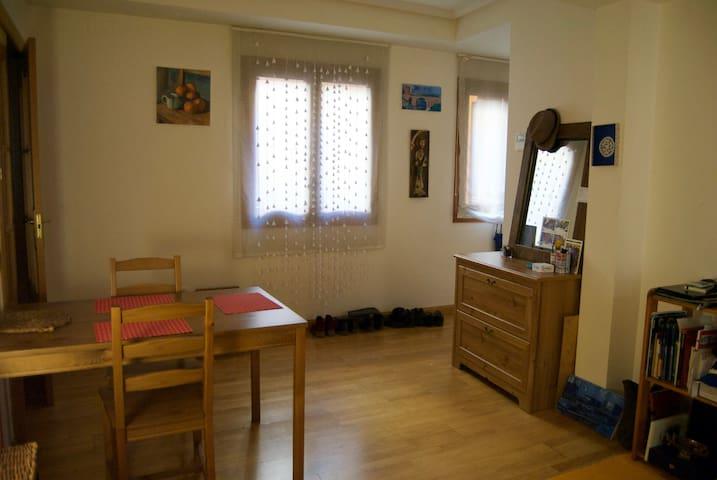 Apartamento junto à la Catedral. - Toledo - Apartemen