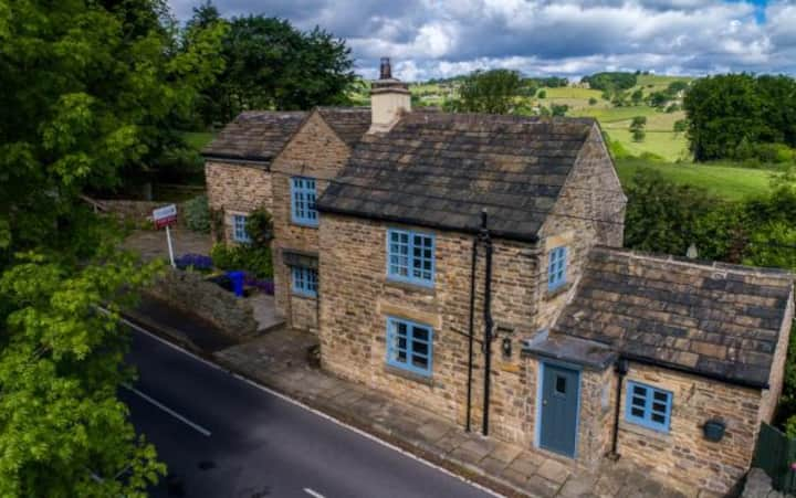 Maybe the perfect location for the Peak District?