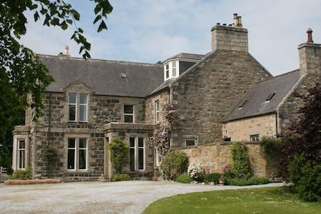 Large Country House near Keith (Bedroom 1) - Moray
