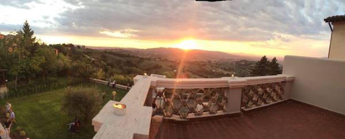 La Rocca Guest House & Spa - Montefalco - House