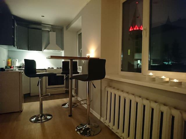 Cozy 2 room apartment - Narva - Apartamento