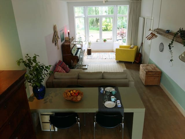 riverview apartment in Zaandam, close to Amsterdam