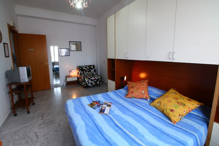 San Giovanni, room for 3 people