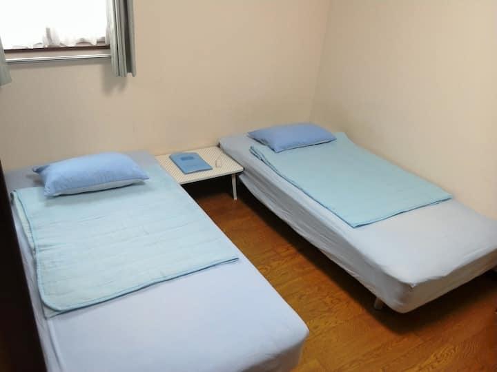 26 private cozy room in Tokyo