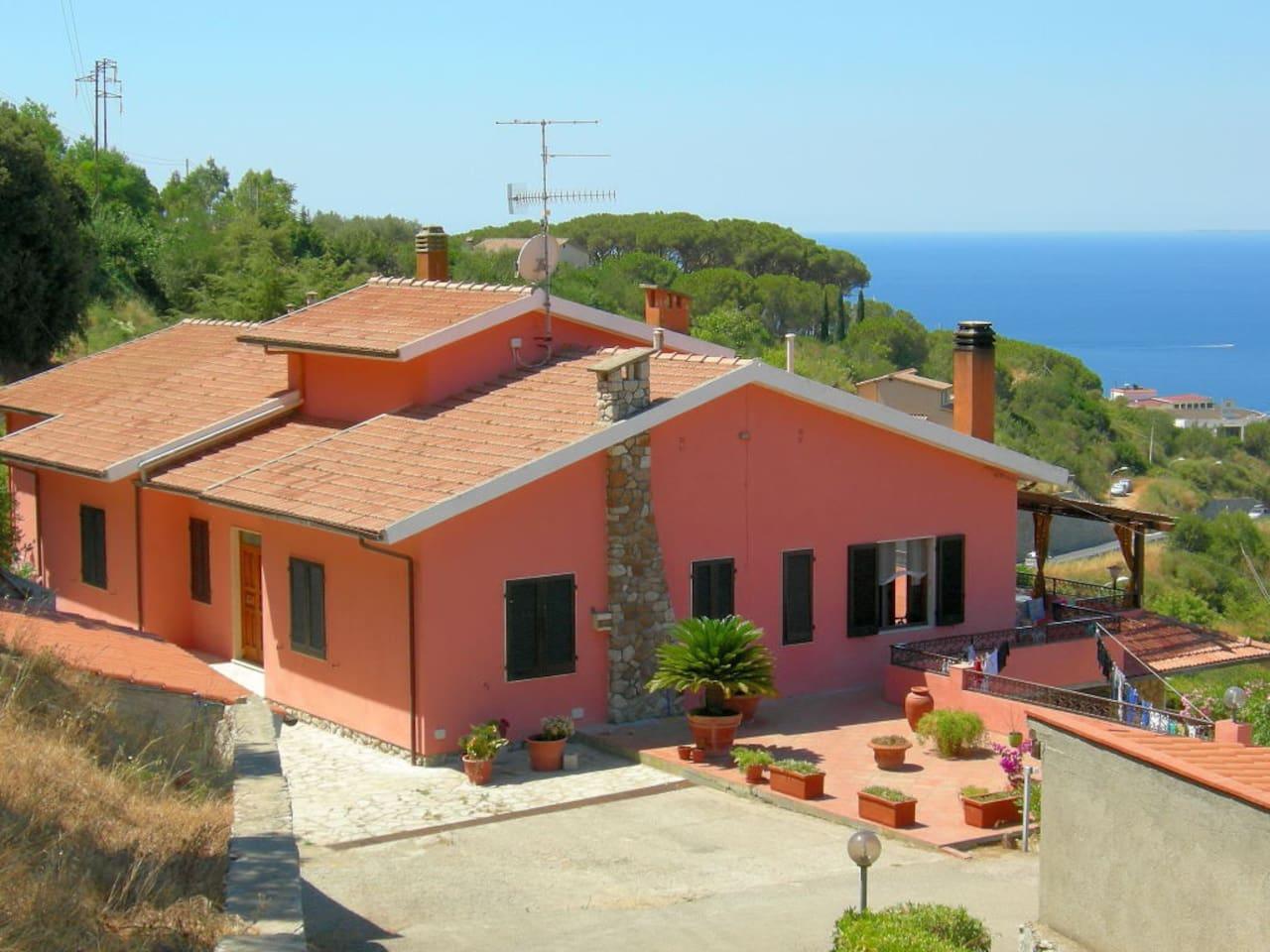 Villa Calamita
