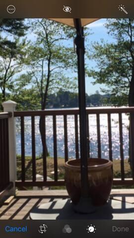 Lake House Awaits