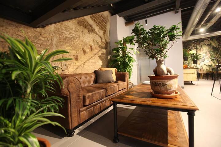The Botanic Hostel