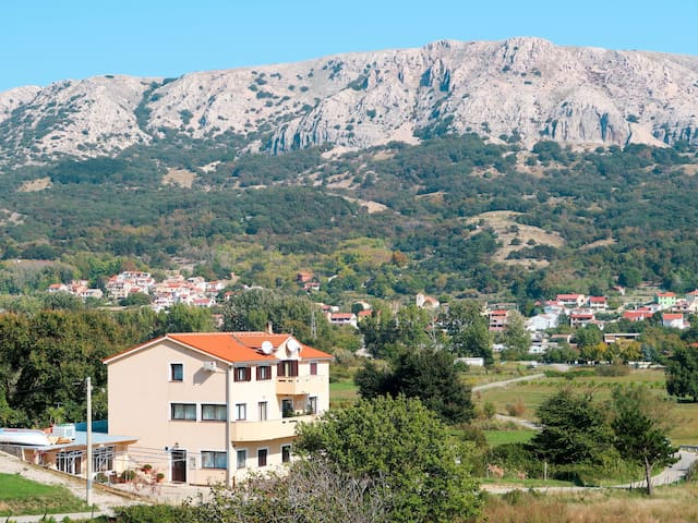 Holiday Apartment Marija in Baska