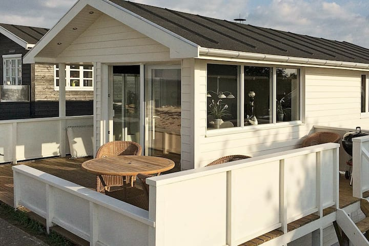 Moderna casa en Otterup Funen cerca del mar
