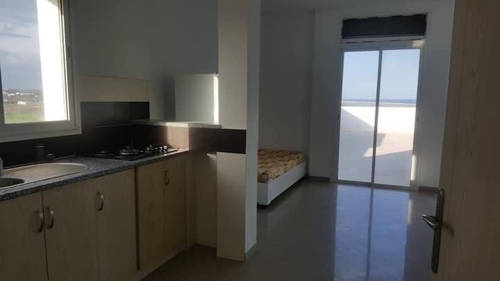 Appartement á 2 Min de la plage