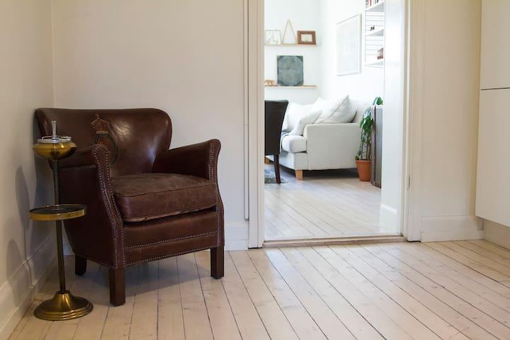 Beautiful turn-of-the century flooring