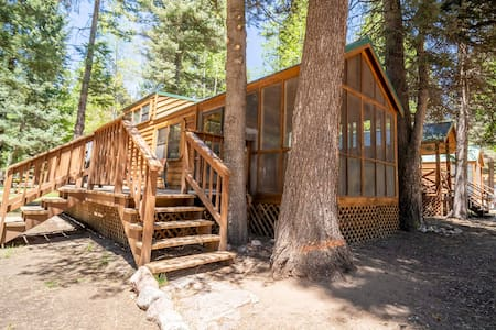 The Cottonwood Cabin #17