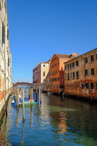 """Apartment """"al Canal"""""""