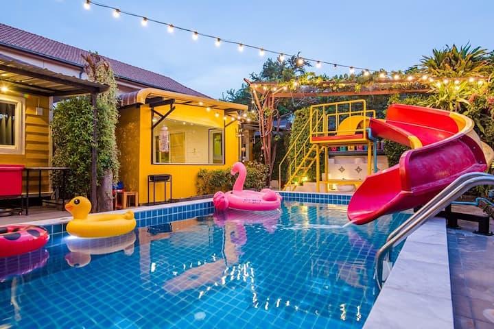 Bansamlang HuaHin Pool Villa
