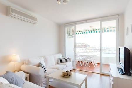 Room by the sea in beautiful apartment - Pis