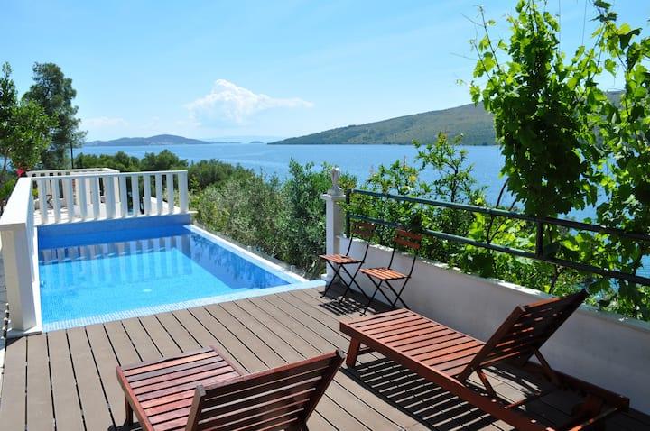 Villa Duda - Luxury duplex- Blue apartment