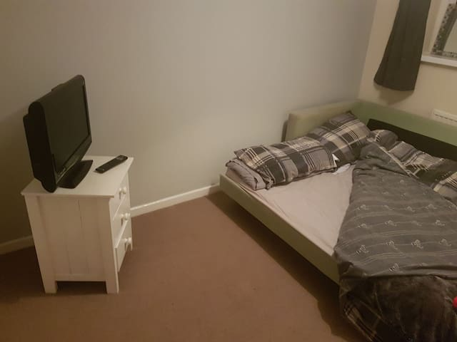 Double room minutes from Liberty Stadium!