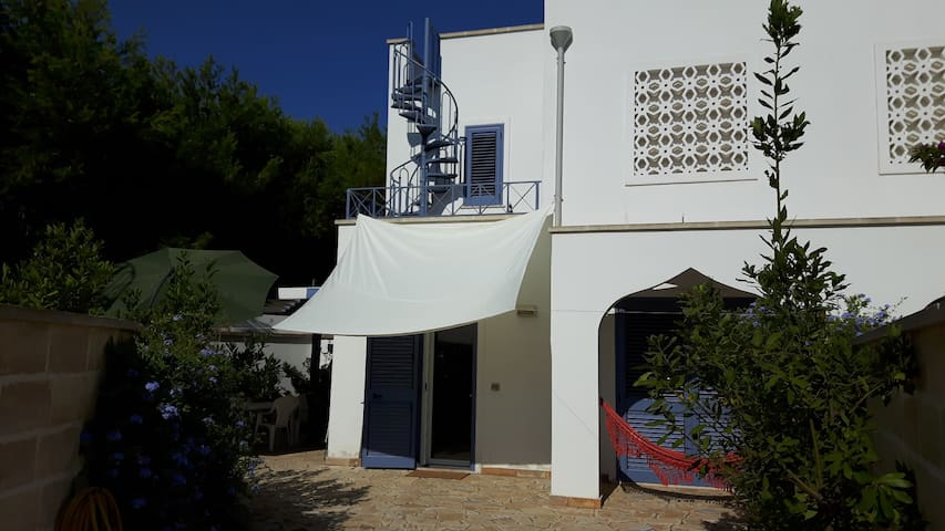 Villa Aurora, quite area of Torre Lapillo, Salento