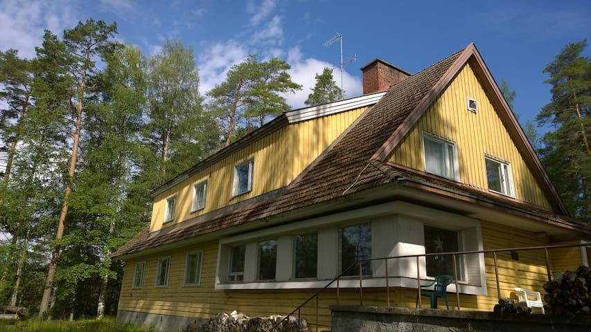 Huoneisto Saimaalla - Apartment at Lake Saimaa - Mikkeli