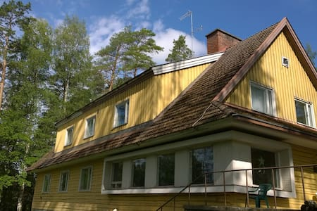 Huoneisto Saimaalla - Apartment at Lake Saimaa - Appartamento