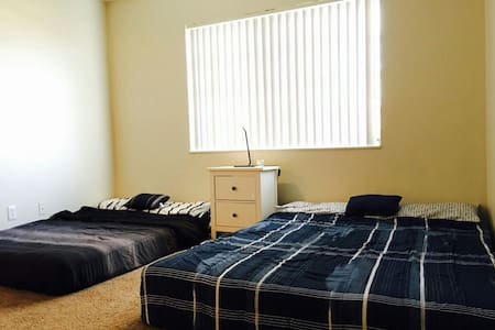 Budget Shared Room Bed #2 - Pompano Beach