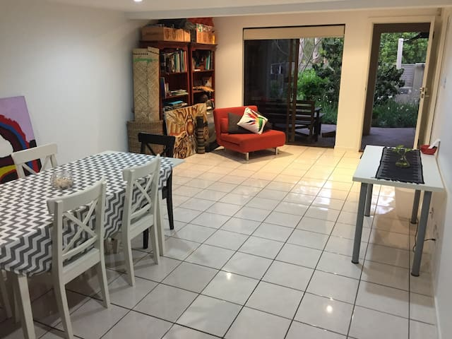 Heath Park Apartment - East Brisbane - Leilighet