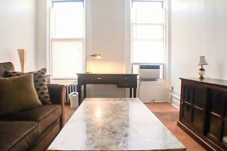 Nice 1 bedroom, 1 min by walk from Central Park - Apartment