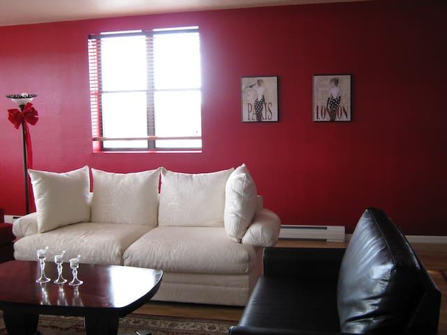 Executive Upscale Apartment Room #1