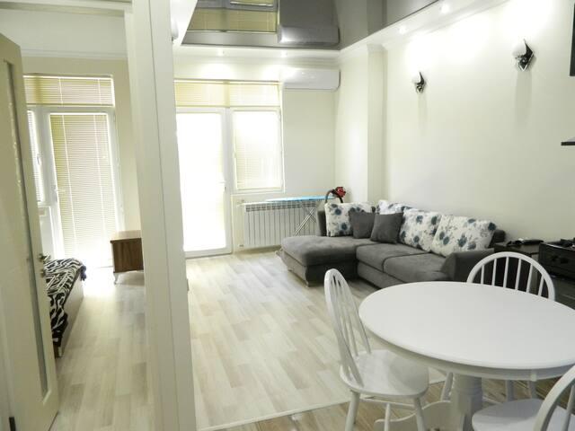 апартамент N18