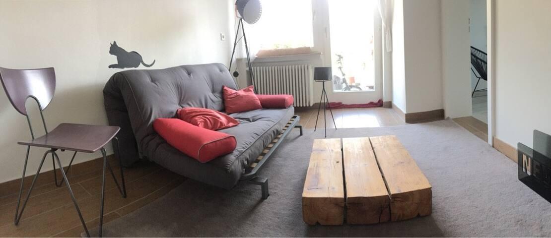 Die Buchhäuslesuite- ca. 60 qm