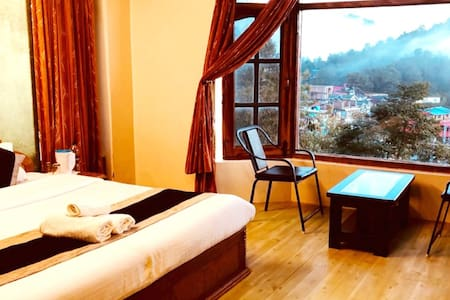 ★Star View 03-BHK in Cottage SHIMLA★Family- Group★