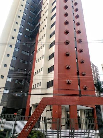 Suite privativa Londrina pr