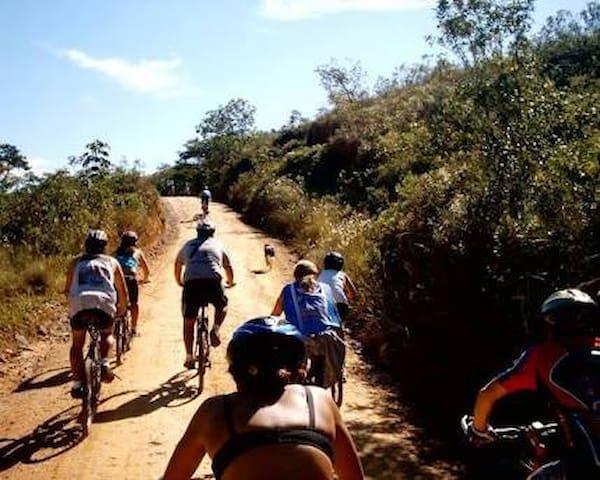 Ciclismo ecológico