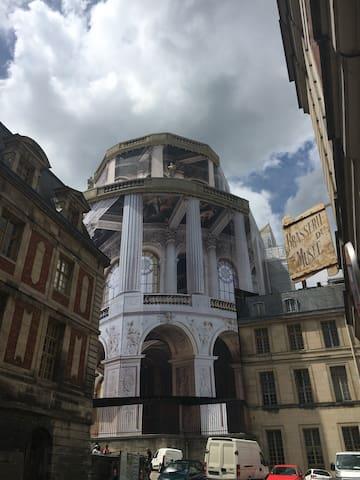 Versailles haut standing aux pieds du château