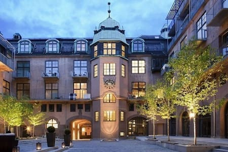 Apartment - Oslo Central Station and main street - Oslo - Appartement
