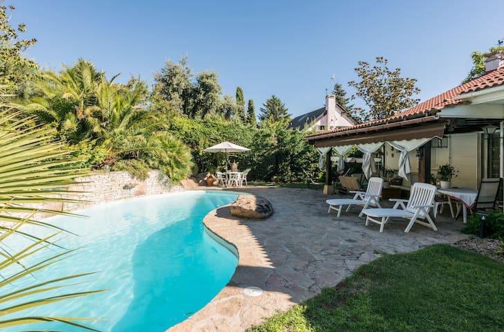 Chalet individual jardín/piscina, zona residencial - Pozuelo de Alarcón