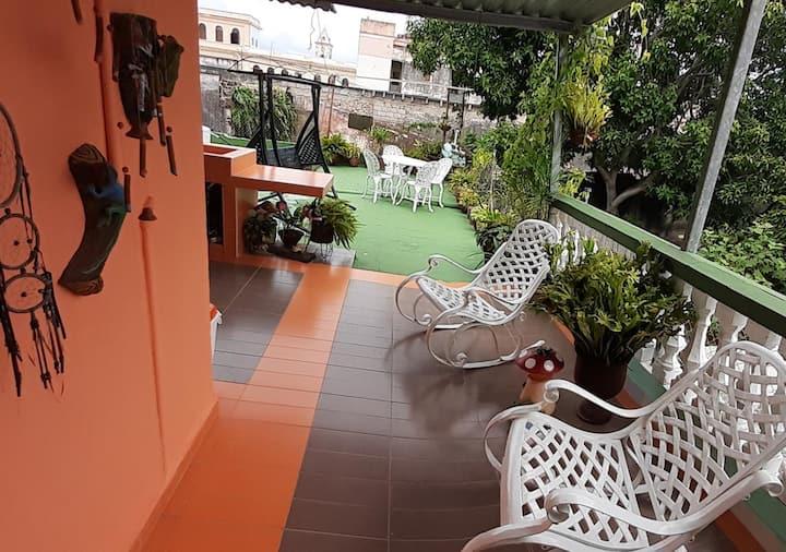 Villa Espada + WIFI, en Caibarien, Cuba (2R)