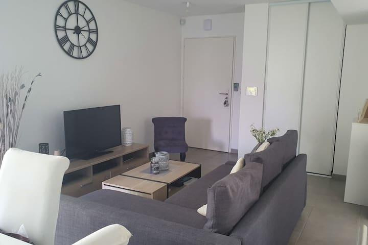 Petit appartement quartier Montaudran