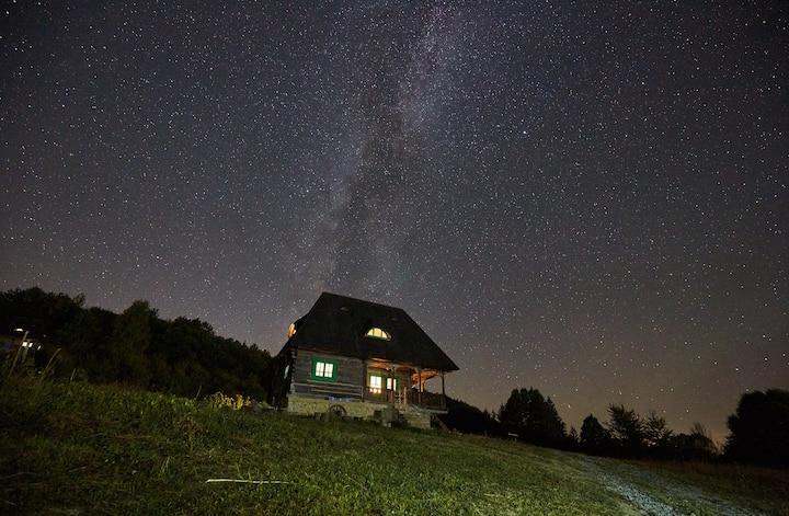 Casa Glod -Scoala