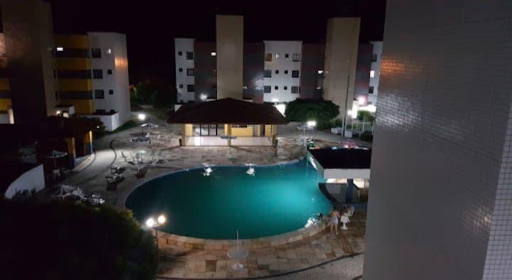 Excelente apartamento no paraíso do Cumbuco!