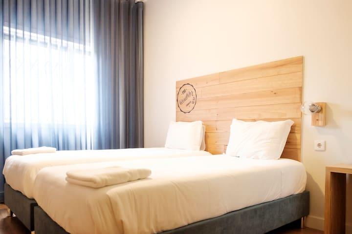 Quarto Familiar - Hi!GO Hostel & Suites