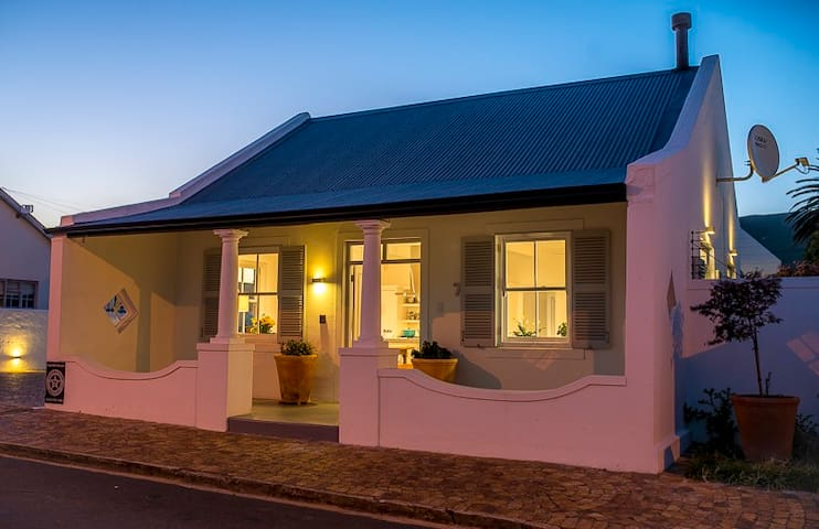 The Vishuis guesthouse