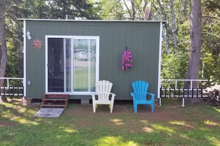 Cabin by the Confederation Trail