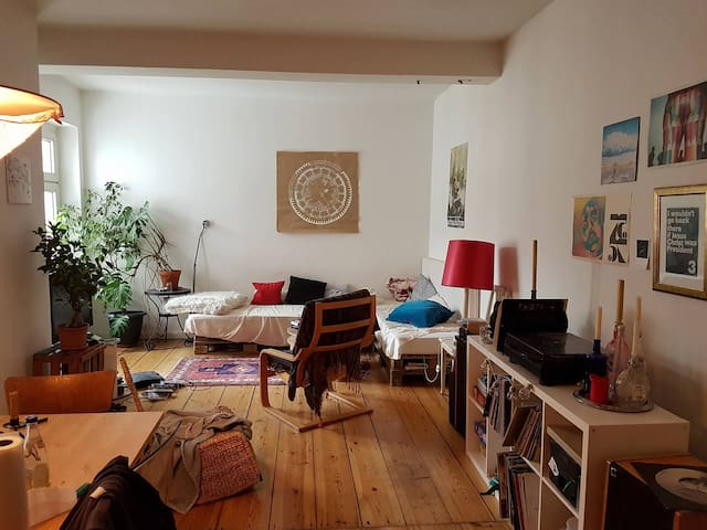 Comfy little room in Schöneberg - Berlin - Apartemen
