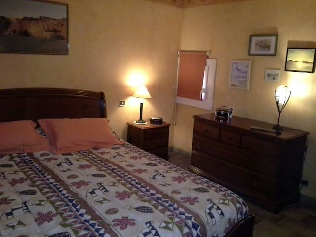 Chambre privée spacieuse